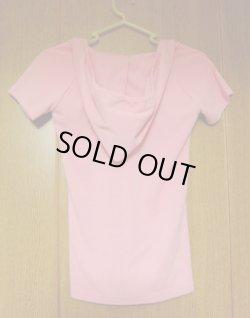 画像2: にこちゃん半袖Tシャツ pink