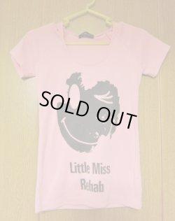 画像1: にこちゃん半袖Tシャツ pink