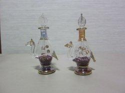 画像1: ラクダの香水瓶とルビーの砂